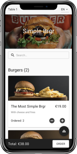 master-menu-app
